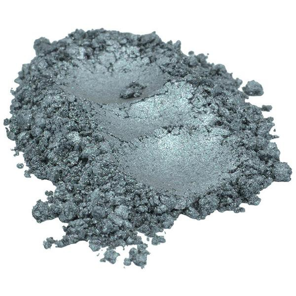 Wimmer Mineral Lidschatten Silverblue