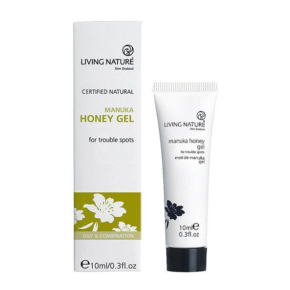 Living Nature Manuka Honey Gel (Rescue Gel)
