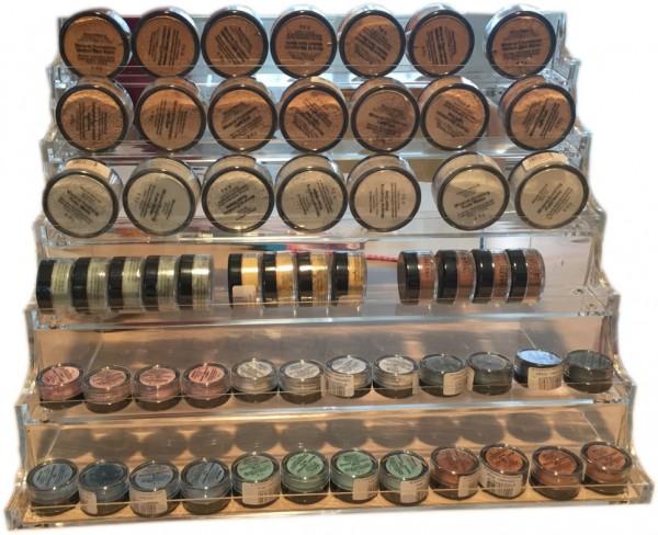Wimmer Mineral Make-up Display 39 cm