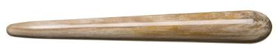 Massagegriffel Versteinertes Holz