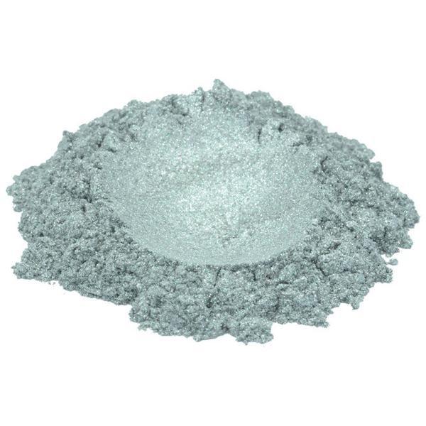 Wimmer Mineral Lidschatten Polished Silver