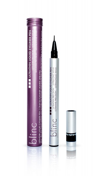 blinc Ultrathin Liquid Eyeliner schwarz