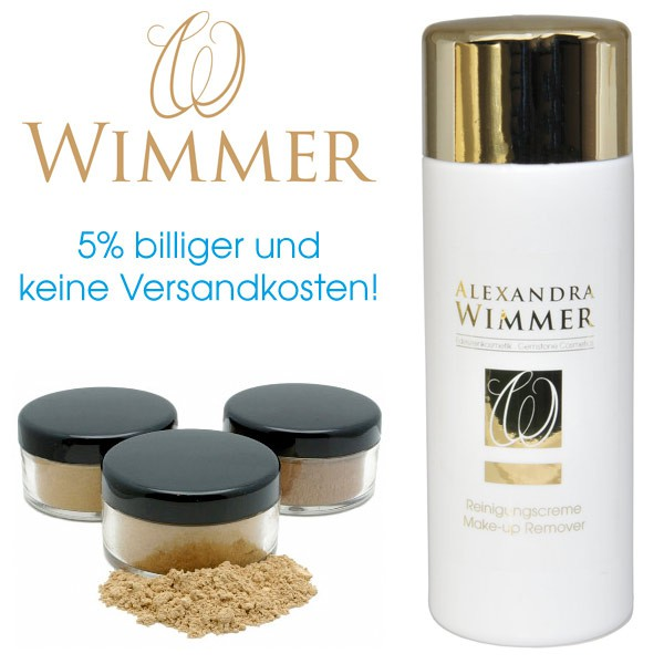 Kombiangebot: Foundation + Make-up Remover