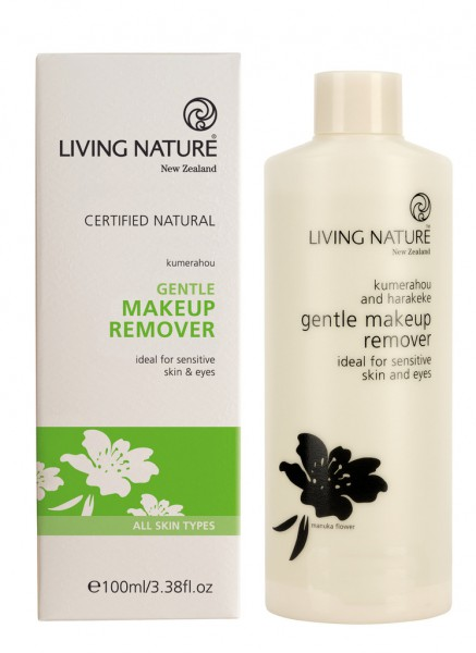 Living Nature Gentle Make-up Remover