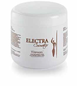 Electra Fosfagel Cellulite Ultraschallgel 500 ml