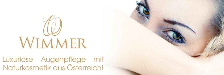 Slider-Augenpflege