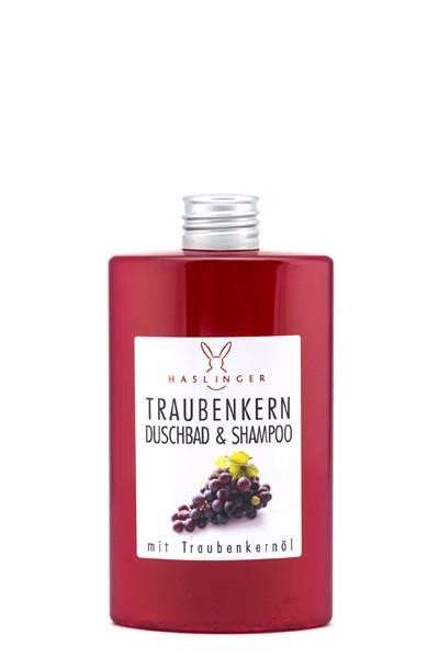 Traubenkernöl Shampoo & Duschbad 200 ml