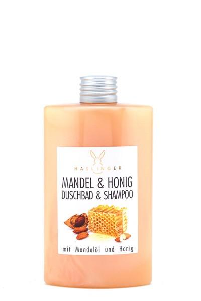 Mandel & Honig Shampoo & Duschbad 200 ml