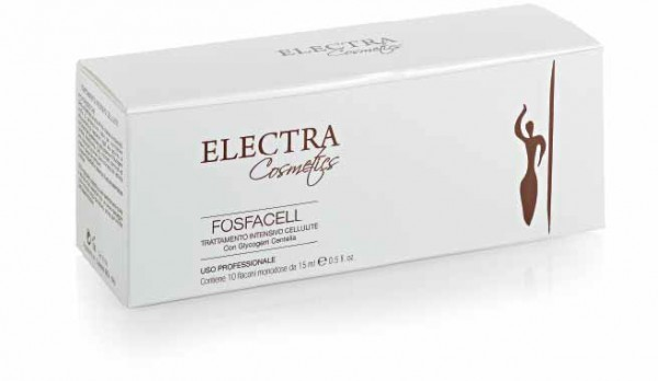 Panestetic Electra Fosfacell Intensiv Anti-Cellulite Serum 10 x 15 ml