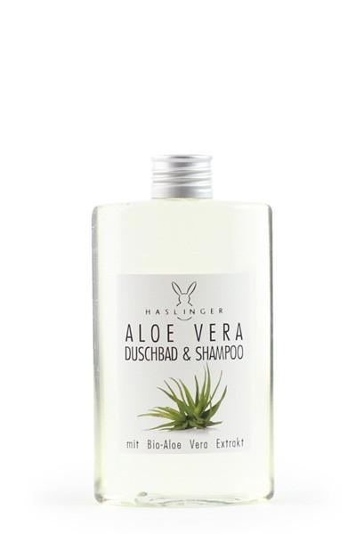 Aloe Vera Shampoo & Duschbad 200 ml