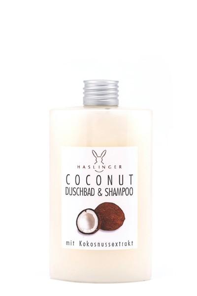Coconut Shampoo & Duschbad 200 ml