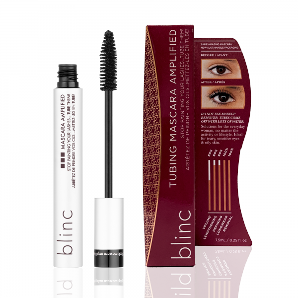 blinc Mascara Amplified schwarz neue Verpackung