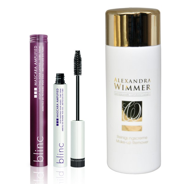 blinc Mascara Amplified & Make-up Remover Kombiangebot