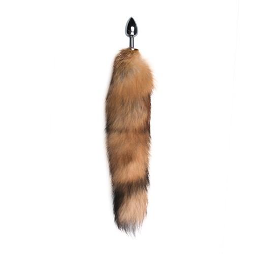 Buttplug mit Fuchsschwanz 47 cm