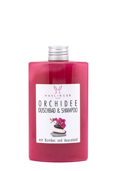 Orchideen Shampoo & Duschbad 200 ml